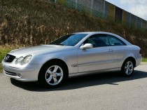 Mercedes-Benz CLK Kupé 270 CDI Avantgarde A/T| img. 12