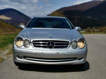 Mercedes-Benz CLK Kupé 270 CDI Avantgarde A/T| img. 1