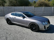 Bentley Continental GT Speed 680 PS-MTM-Mansory| img. 2
