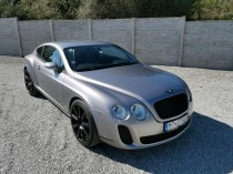 Bentley Continental GT Speed 680 PS-MTM-Mansory| img. 4