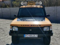 Land Rover Discovery CAMEL TROPHY 4,0| img. 9