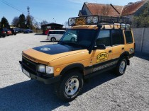 Land Rover Discovery CAMEL TROPHY 4,0| img. 10