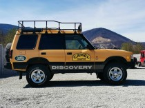 Land Rover Discovery CAMEL TROPHY 4,0| img. 7